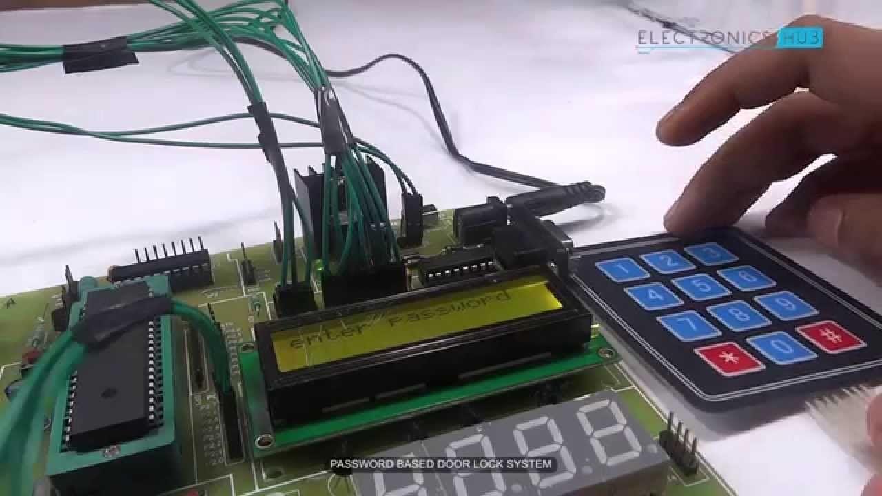 Digital Door Locking System Project Report | http://thewrightstuff ...