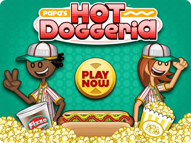 Papas Hot Dogs Jeux