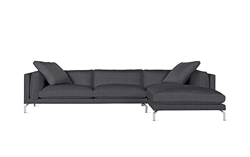 Como Sectional Sofa Design Within Reach Como Sectional Sofa