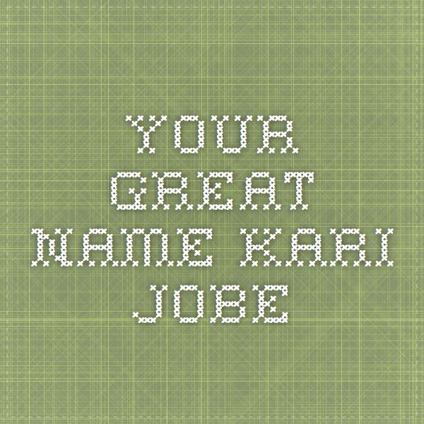 Your Great Name- Kari Jobe | Guitar Chords | Pinterest | Kari jobe ...