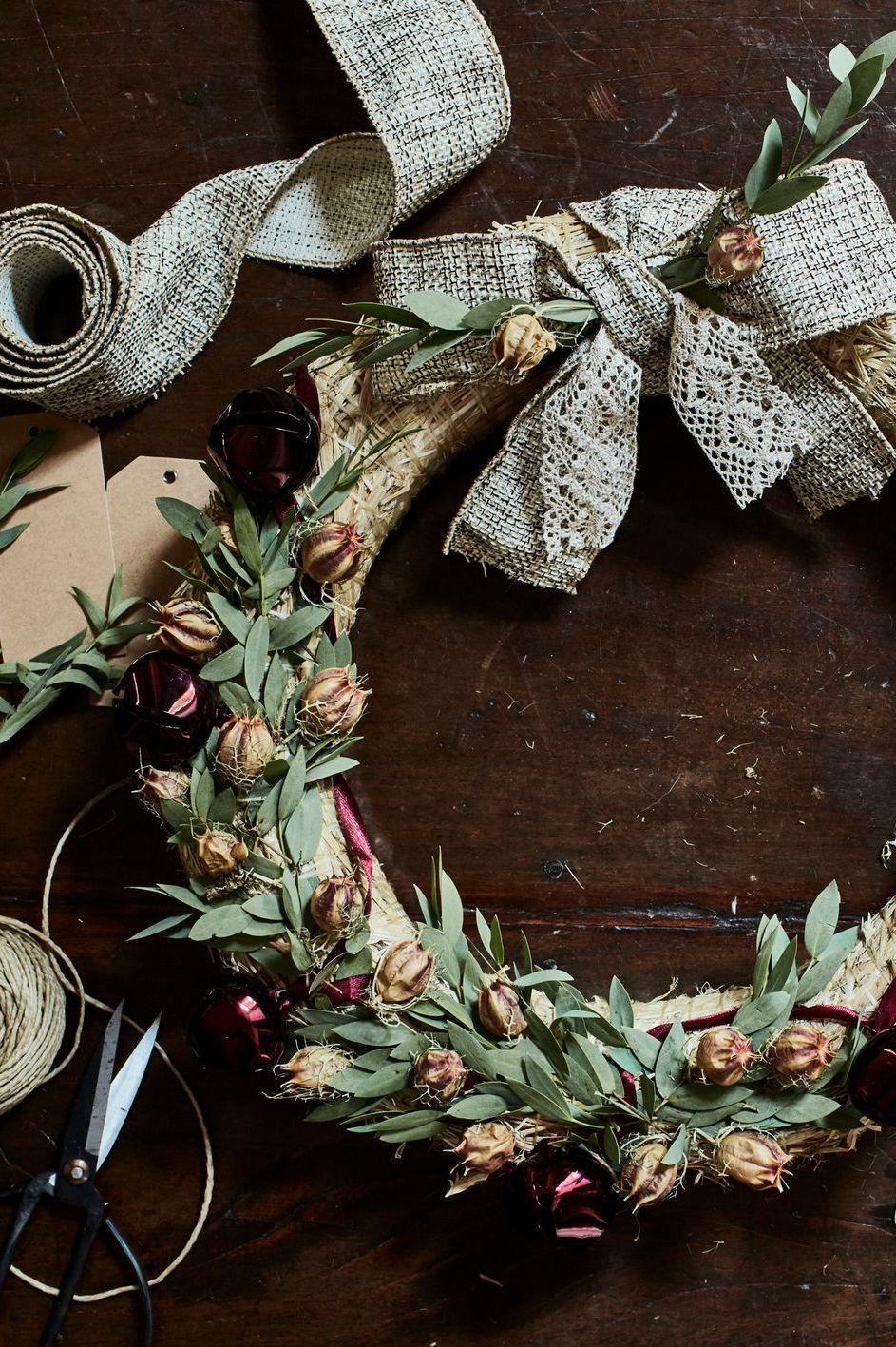 Décoration de Noël à faire soimême idées DIY