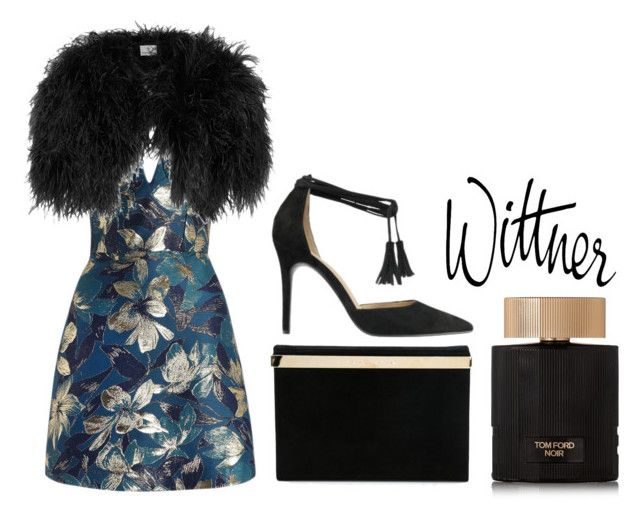 """classic night outfit in wittner"" by georgiaphillips on Polyvore"