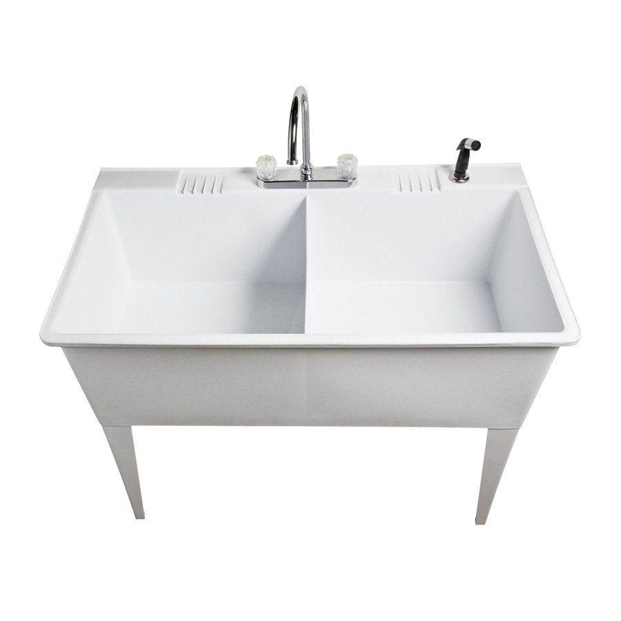 Plastic Utility Sink Utility Sink Sink Utility Room Designs