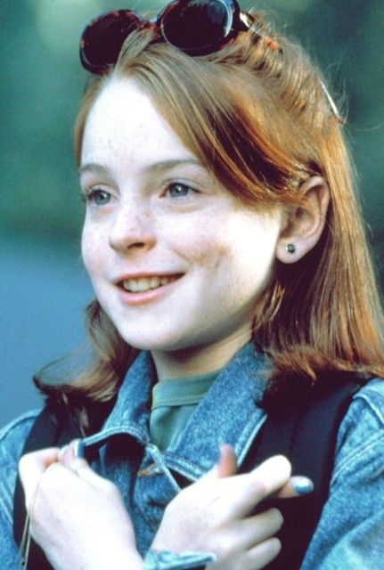 The Parent Trap (remake) - Lindsay Lohan was so cute ...