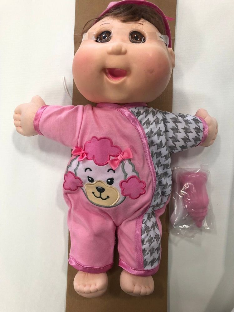 """Cabbage Patch Kids 14"""" Baby So Real"""