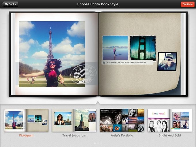 How to Make a Photo Book with Shutterfly Photo Story App