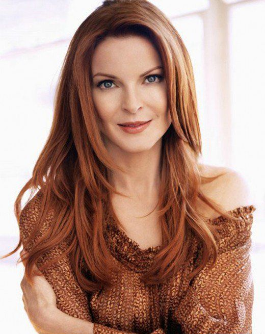 Redheaded Celebrities With Blue Eyes Short Red Hair Long Hair Styles Red Haired Beauty