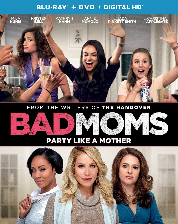 Bad Moms Blu Ray Review Bad Moms 2016 Bad Moms Blu Ray