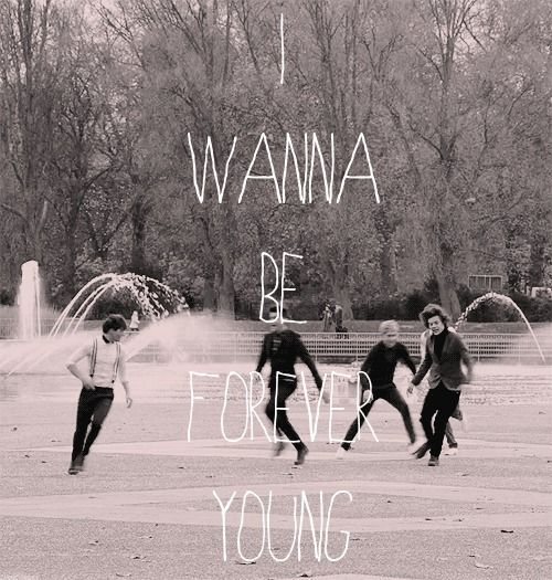 Do you really wanna live forever? <3