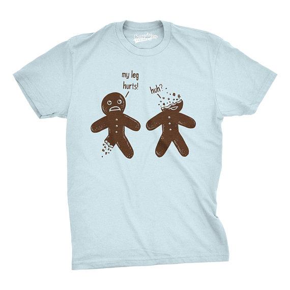2f45d587 Gingerbread Man Shirt, Funny Kids T Shirt, Sarcastic Shirt Boy, Boys Gift  Funny, Birthday Party Shir