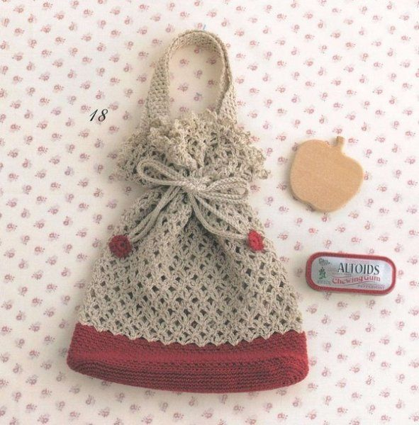 Crochetpedia: Lots of Crochet Purse Patterns and mobile purse ...