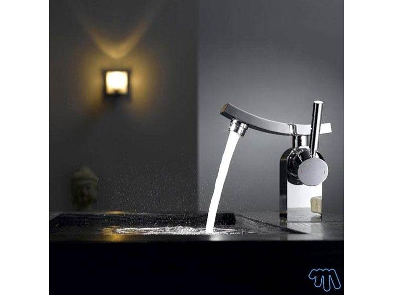 Mitigeur salle de bain en laiton Robinet design ROE RIVER Plus