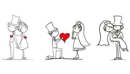 O sonho de viver um grande amor...