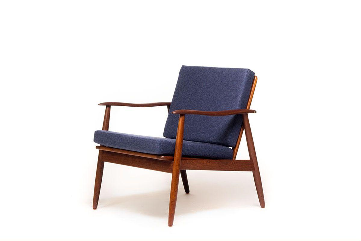 Vintage Rotterdam Meubels : Vintage danish lounge chair 01 meubels pinterest vintage