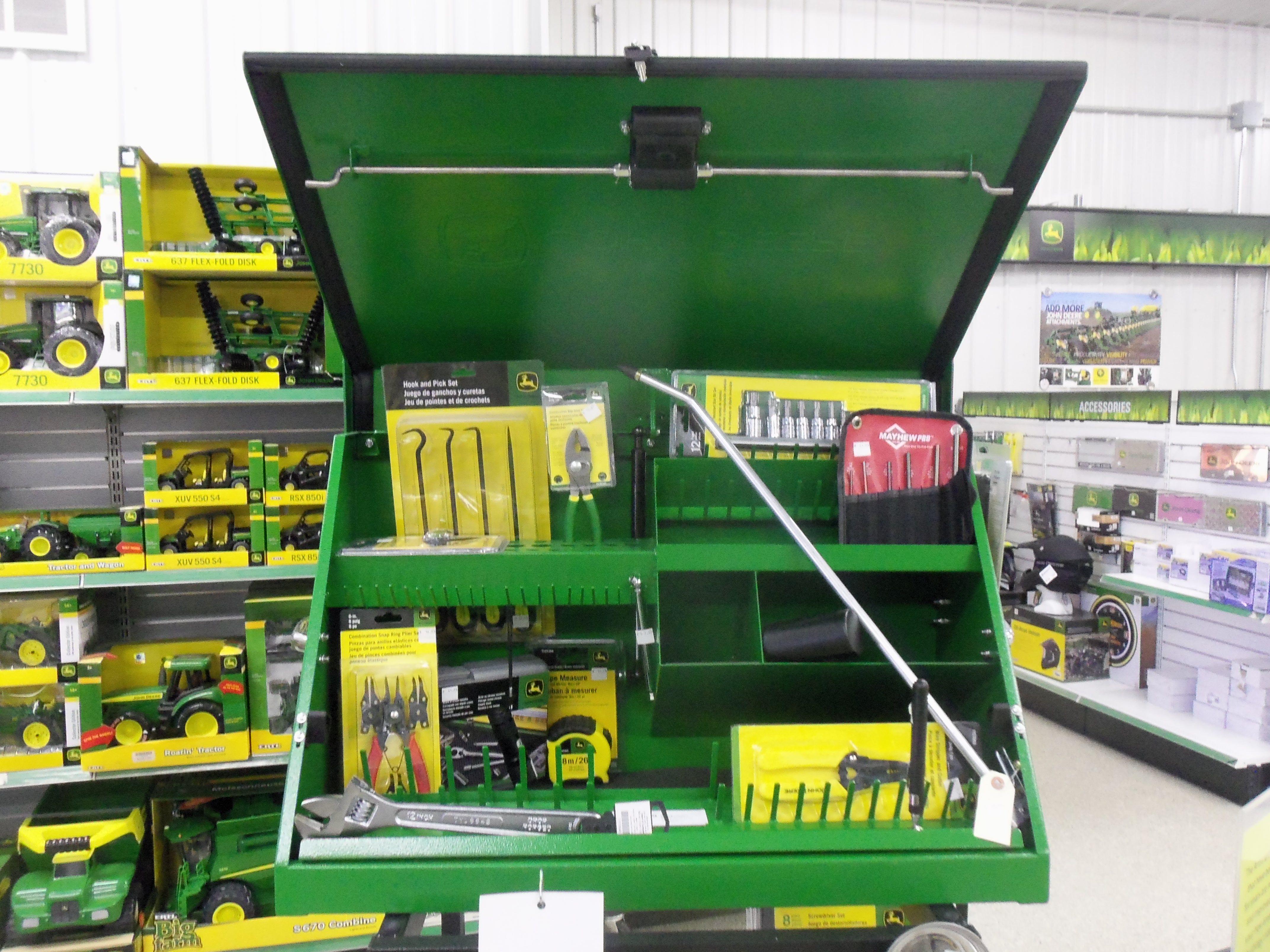 John Deere Tool Boxes Www Topsimages Com