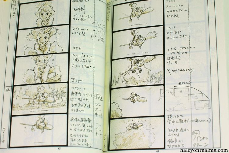 Miyazaki Storyboard  Google Search  Illustration Storyboarding