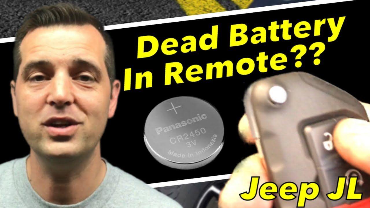 Latest Dodge Ram Remote Battery Dead No Start Jeep Jl Wrangler