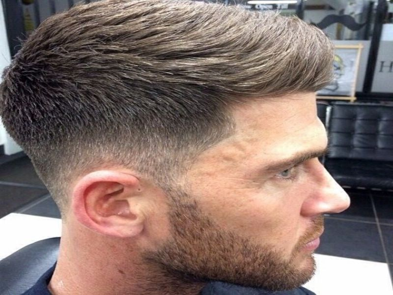 Nice Low Fade Comb Over Haircut Check More At Https Hairstylesformen Club