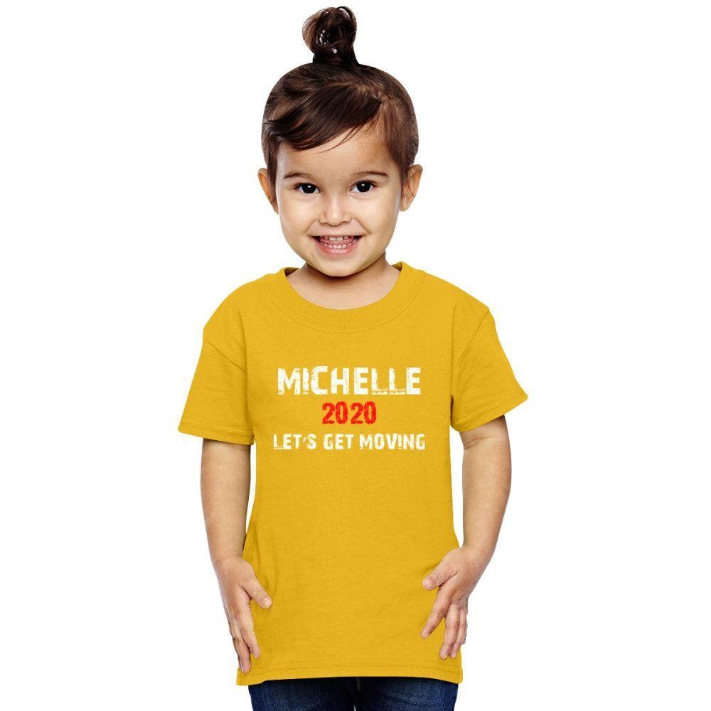 Michelle Obama 2020 Toddler T-shirt