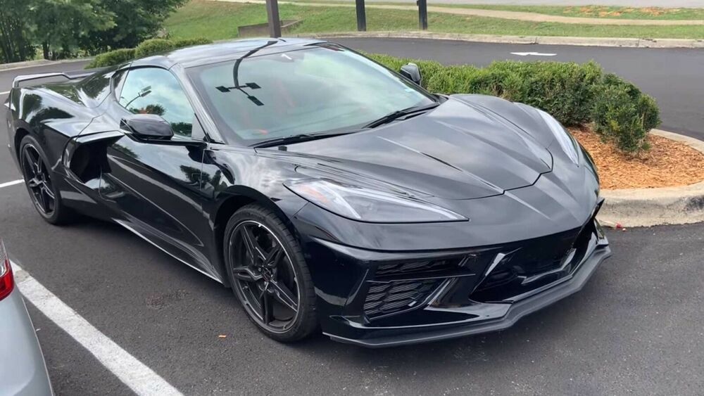 2020 Chevrolet Corvette 3lt 2020 Corvette C8 Arriving In