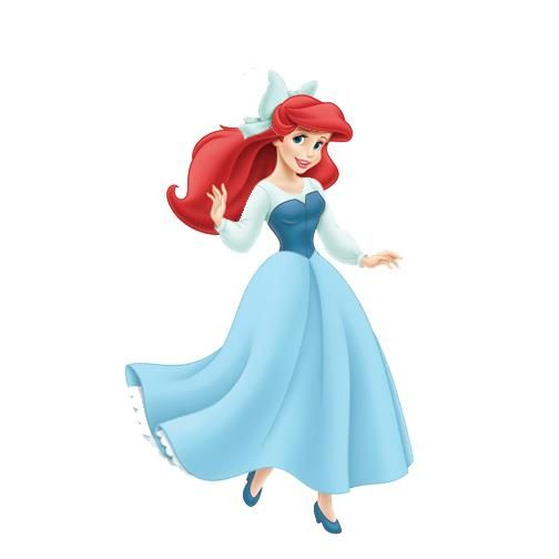 Ariel Human Outfit To Add To My Disney Princess