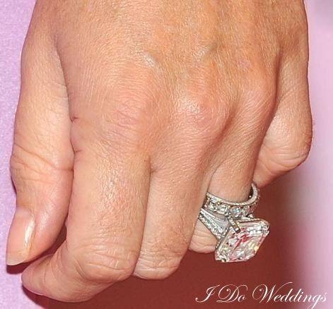 Kyle Richards Wedding Ring Bing Images Anillos Famosos Joyería De Celebridades Elizabeth