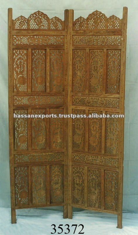 Asian Design Wood Carving Partitions/ Designer Carved Wooden Screens,Home /  35372 - Buy Wooden Screens,Wooden Hand Carved Screen,Antique Wood Carved  Screens ... - Asian Design Wood Carving Partitions/ Designer Carved Wooden