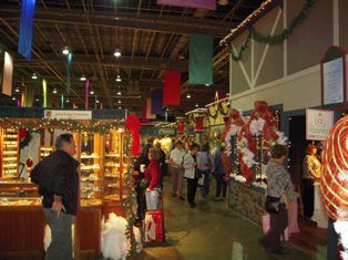 southern christmas show in charlotte nc southern living in the