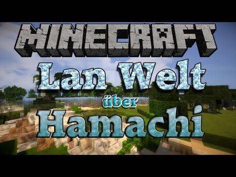 Minecraft Lan Welt über Hamachi Httpdancedancenowcom - Minecraft lan server erstellen ohne hamachi
