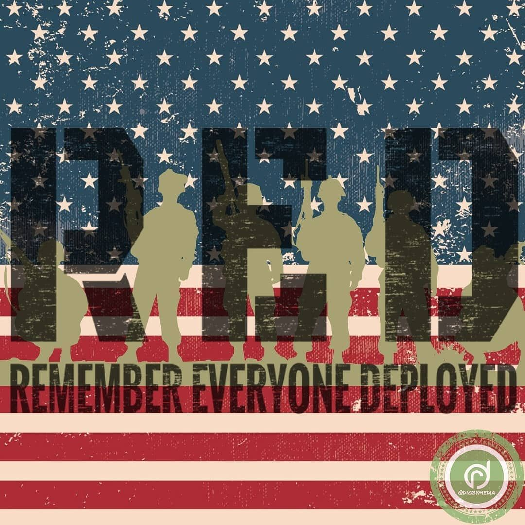 Today Is Red Friday Remember Everyone Deployed Please Thank
