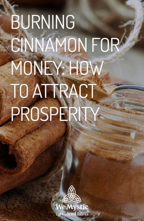 Burning cinnamon for money: how to attract prosper
