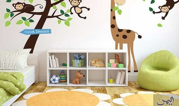 أفكار ديكور لغرف نوم اطفال Home Decor Decals Home Decor
