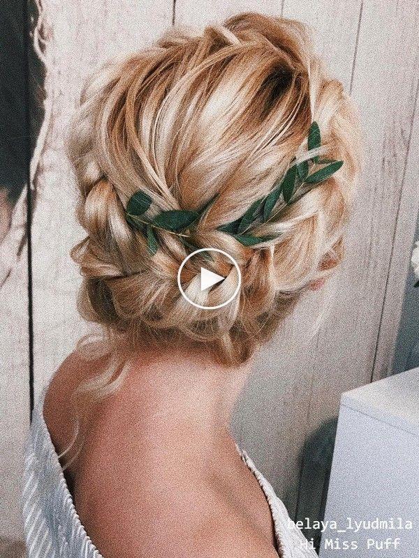 25 + ›20 peinados y peinados de novia largos por belaya_lyudmila