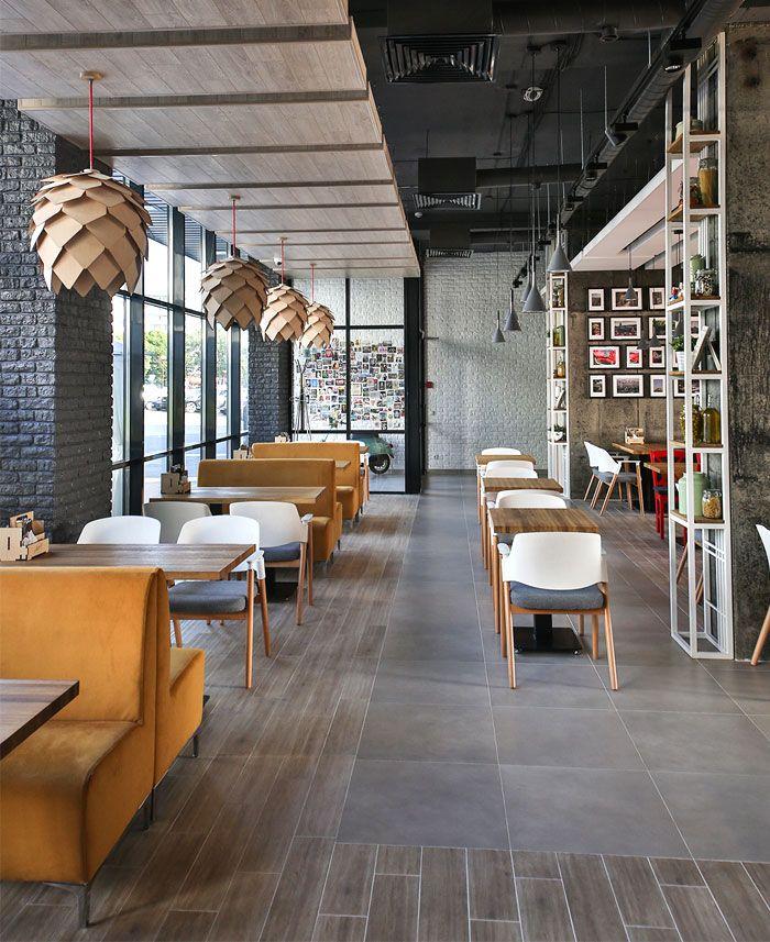 Italian Restaurant Mario At Brest By Andrey Polienko