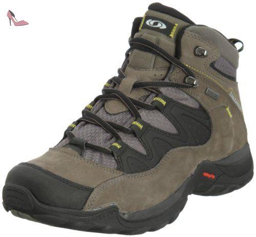 Salomon Chaussures de randonnée Hommes Chaussures outdoor ELIOS MID GTX 3  Homme Chaussures Outdoor autoroute-