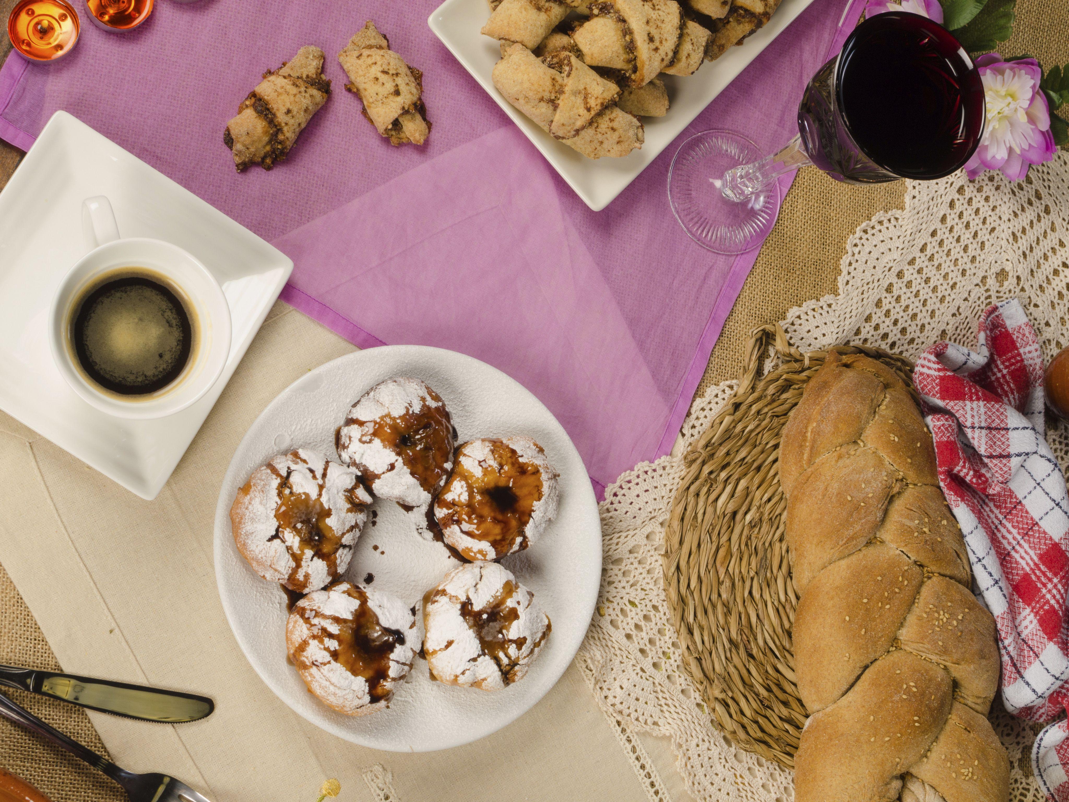 Hanukkah The Food and Traditions Hanukkah food