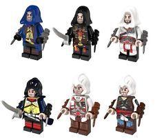 Assassins Creed Minifigures Fits Lego Lego Lego Creations Lego