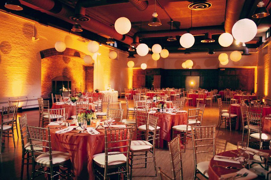 Manor House Reception Hall At Stan Hywet Hall Gardens Pretty Wedding Reception Wedding Venues