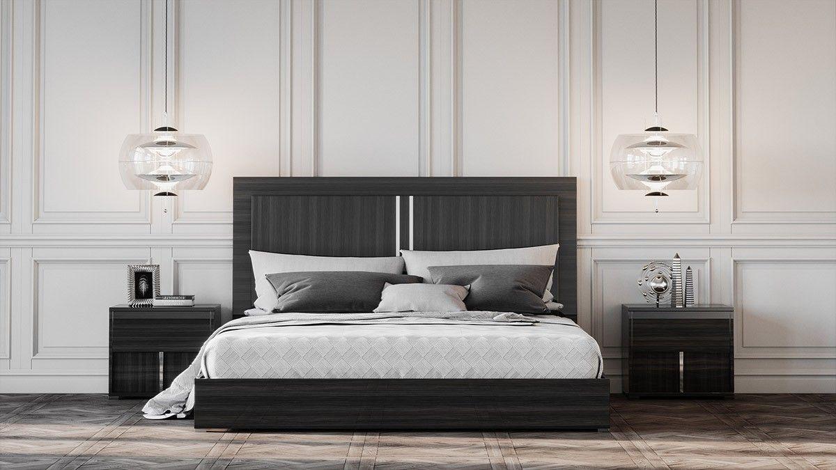 Modrest Ari Italian Modern Grey Bed in 2019   Bedroom Set   Modern ...
