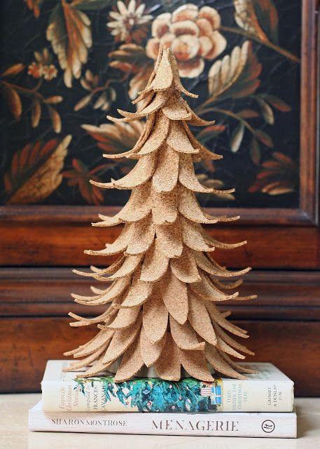 Марка / / Cork Tree via bliss bloom blog