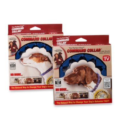 The Perfect Dog Command Collar Dog Training System Correct Your
