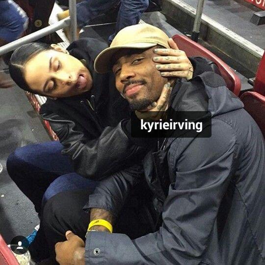 Kehlani & Kyrie Irving