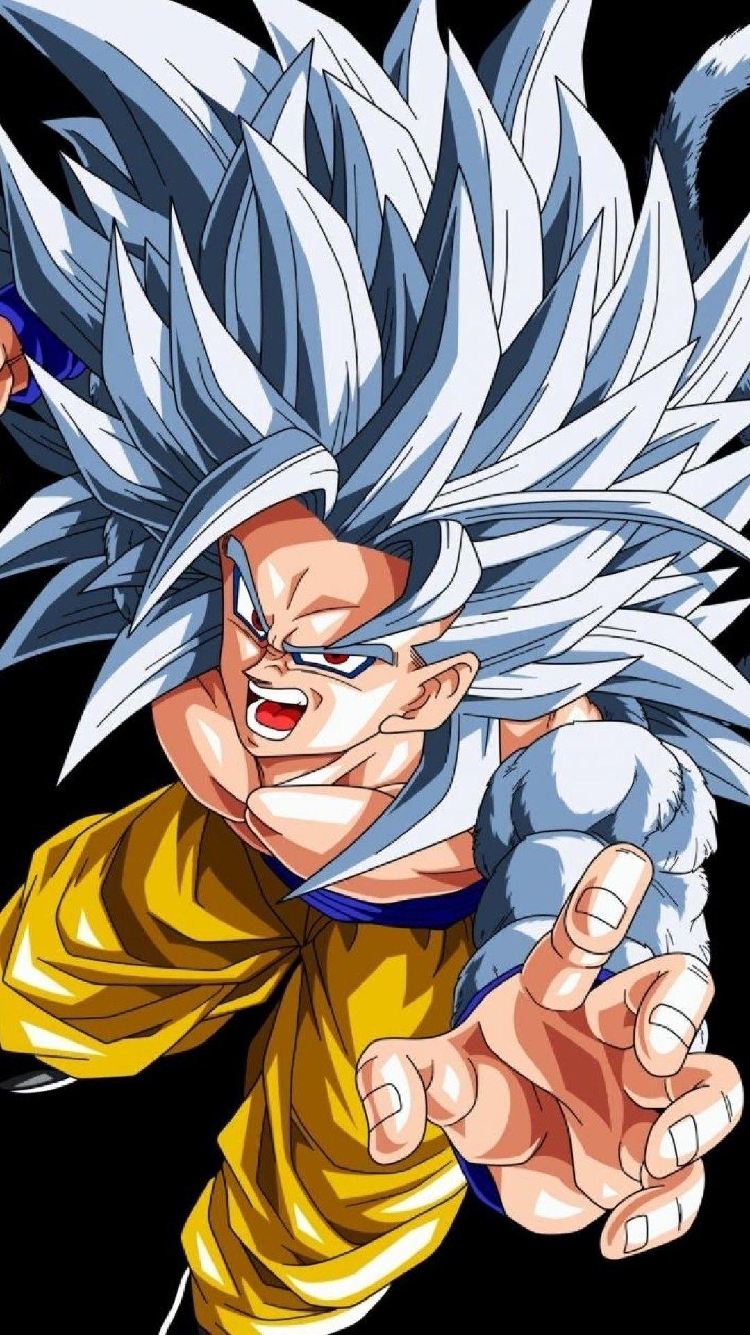 Wallpaper Phone Goku Ssj5 Full Hd Goku Y Imagenes De Goku