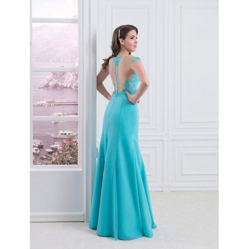 e6321779699b Nádherné večerné šaty s ramienkami