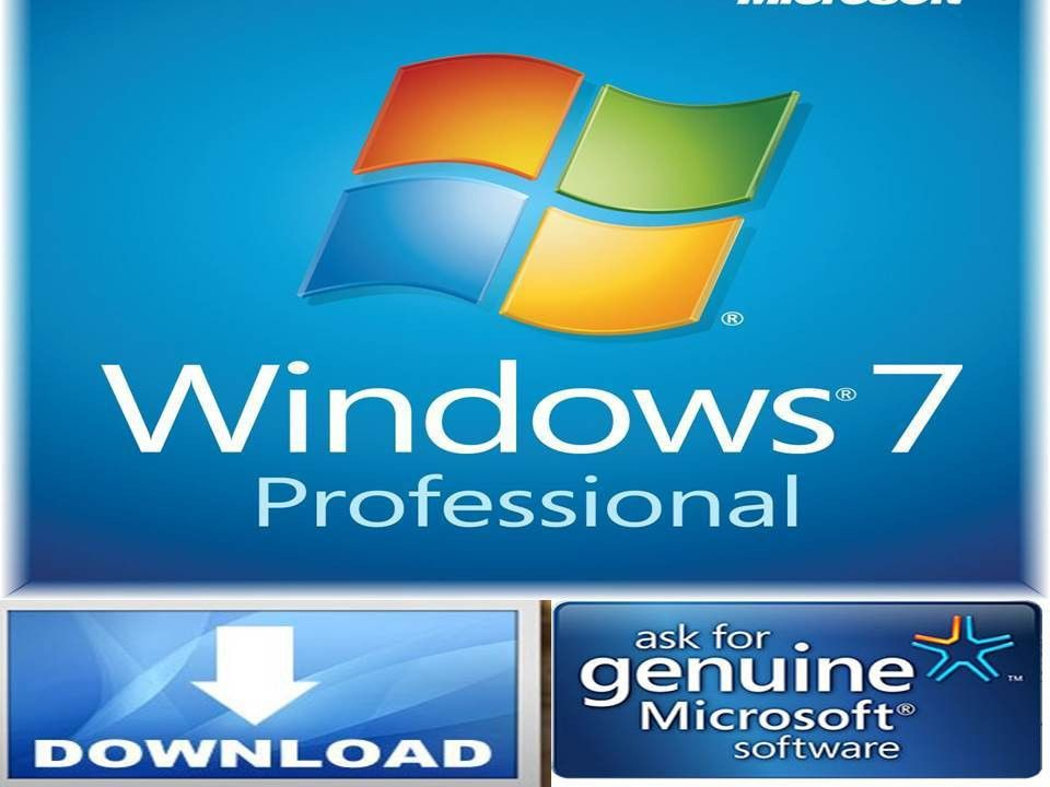 win 7 professional download 32 bit