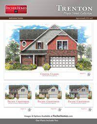New Single Family Homes Cincinnati Oh Trenton Fischer Homes Builder Home Builders Trenton Home And Family