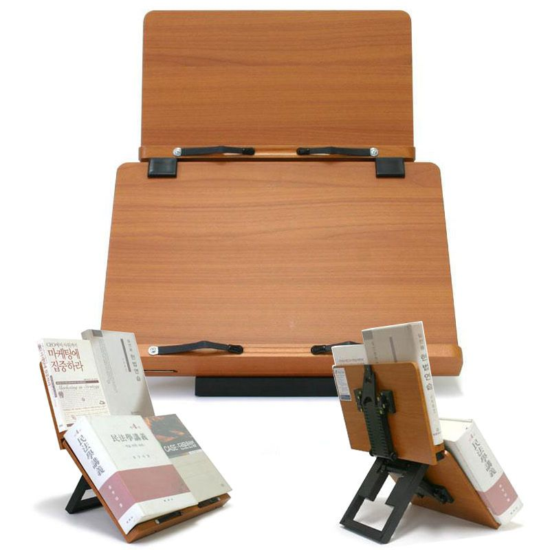Jasmine Plus Book Stand Bible Wooden Reading Holder Desk Bookstand Wiztem Book Stands Book Holder Stand Woodworking Stand