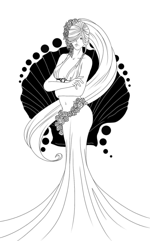 Aphrodite by Miyu-Yoru.deviantart.com on @deviantART   Goddess ...