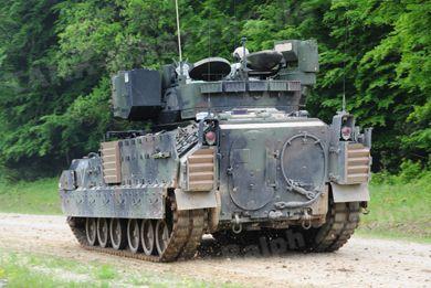 M3A3 Bradley Fire Support Team Vehicle