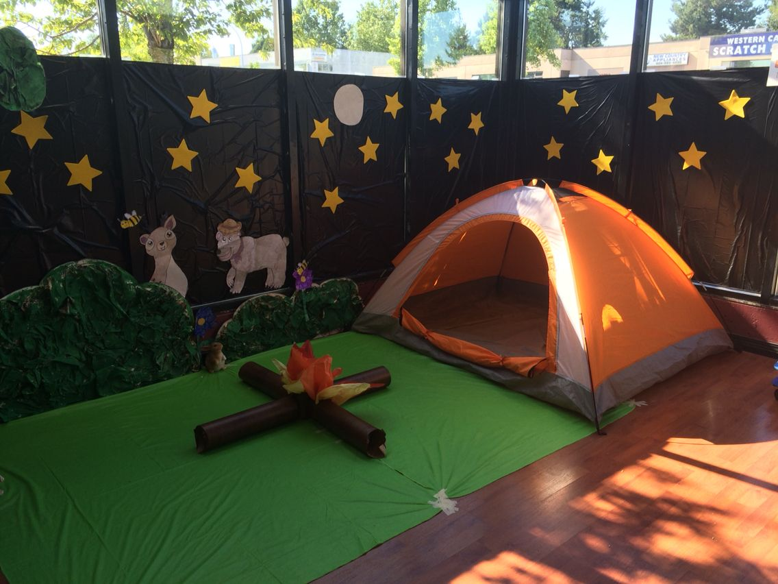 Camping Theme :)